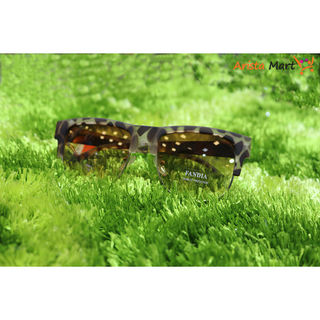 Fandia TigerPrint Sunglasses