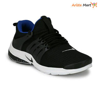 Men's Solid Sports Shoes