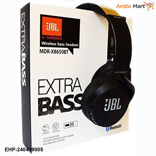 JBL Wireless Bass Headset