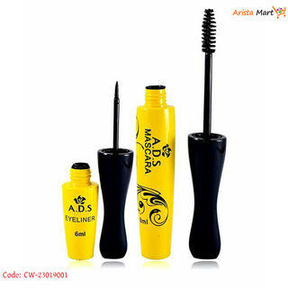 ADS Eyeliner and Mascara Set