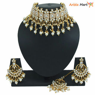 Trendy Alloy Jewelry Set